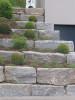 Muschelkalk Mauersteine, Quadersteine für Mauern und Hänge