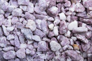 Ziersplitt violet online kaufen