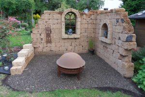 Blog werner natursteine ideen f r die gartengestaltung mit natursteinen - Natursteine fur den garten ...