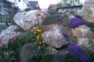 Lebensraum – Naturstein